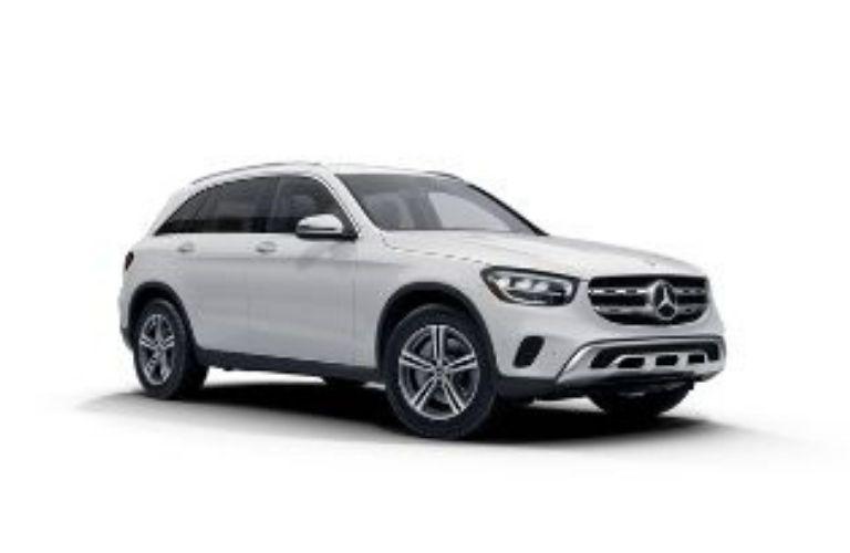 2021 Mercedes-Benz GLC Polar White