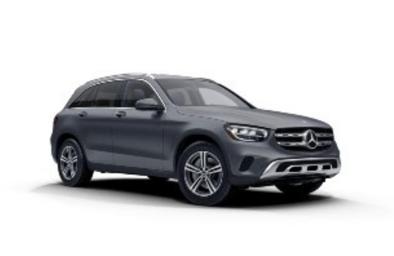 2021 Mercedes-Benz GLC Selenite Gray Magno