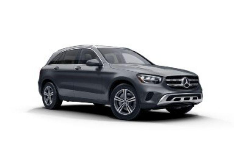 2021 Mercedes-Benz GLC  Selenite Gray Metallic