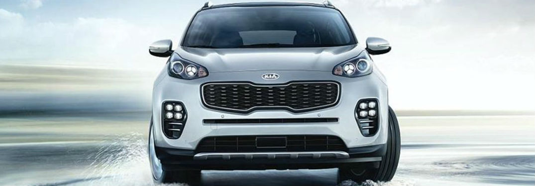 2018 Kia Sportage Updates and Specification Information