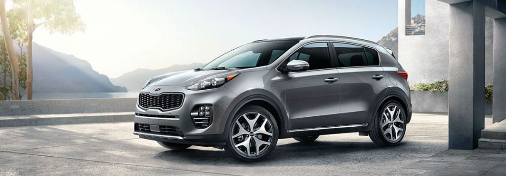 What are the 2019 Kia Sportage pricing and engine specs?