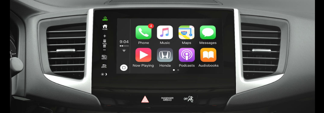 Apple CarPlay and Android Auto on Honda Vehicles