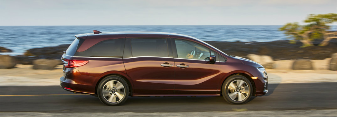 2018 Honda Odyssey Available at Battison Honda