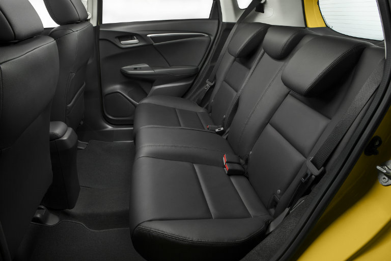 Honda Fit Magic Seat® standard seating configuration