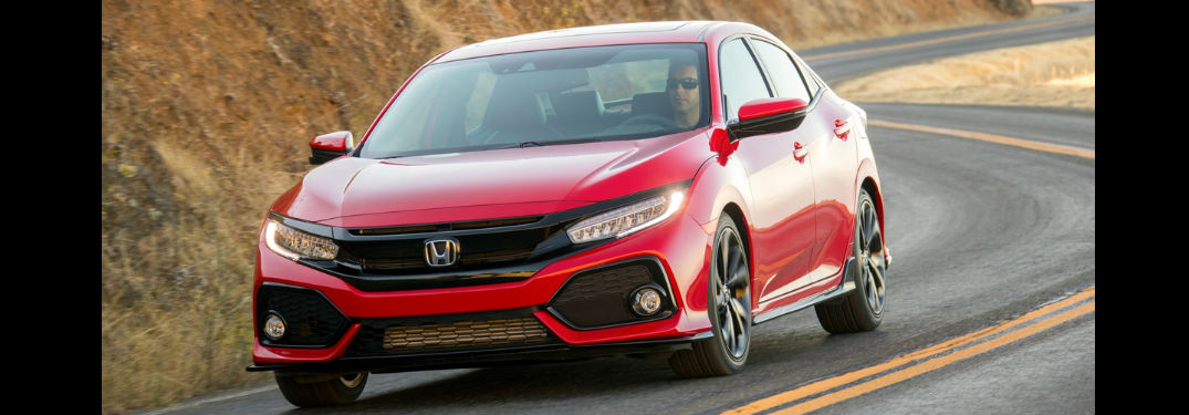 What's New on the 2018 Honda Civic Hatchback?