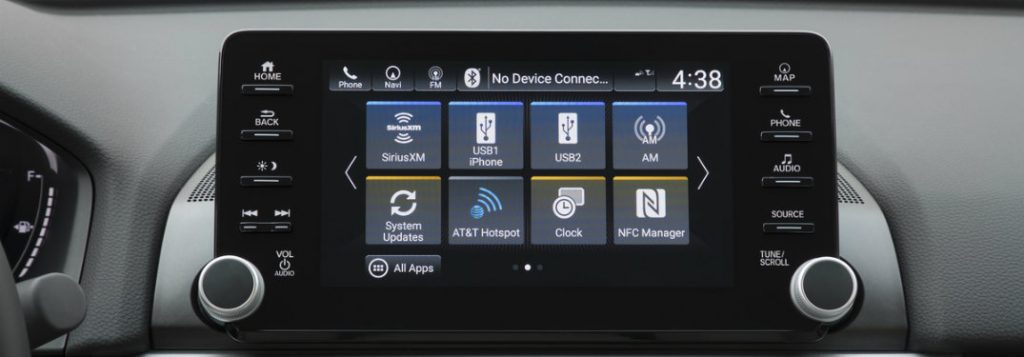 Can I Get Apple CarPlay Or Android Auto On The 2018 Honda
