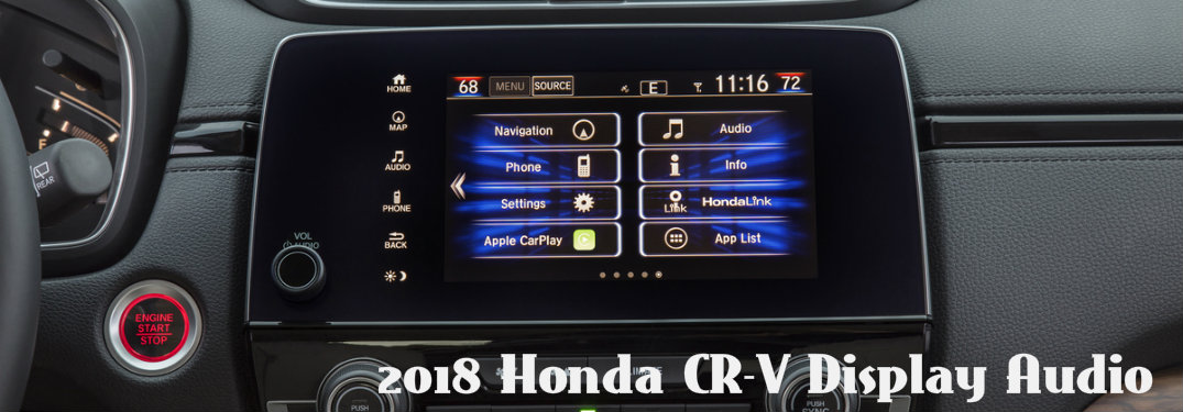 How Can I Connect My Phone To My Honda CR-V?