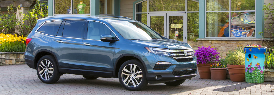 What are the 2018 honda pilot trim levels and feature options for 2018 honda pilot elite