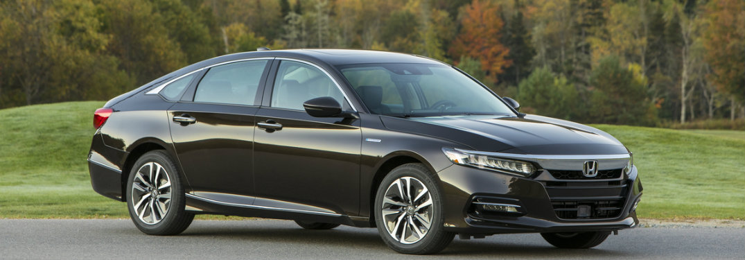 New Honda Accord >> Explore These 2018 Honda Accord Hybrid Feature Highlights