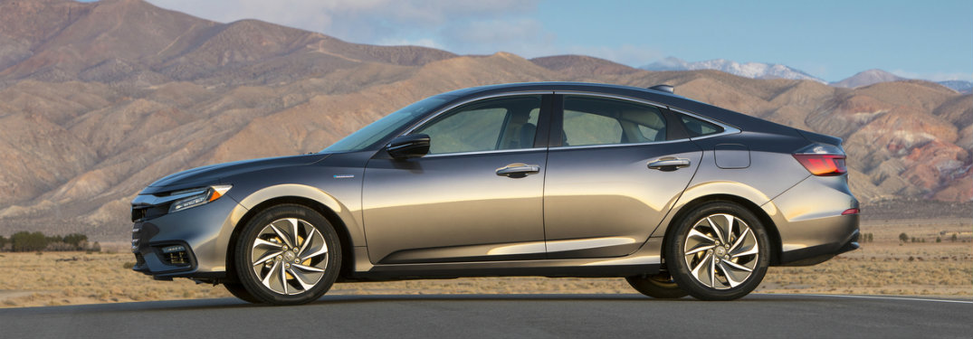 The New Honda Insight Will Offer Many Attractive Features