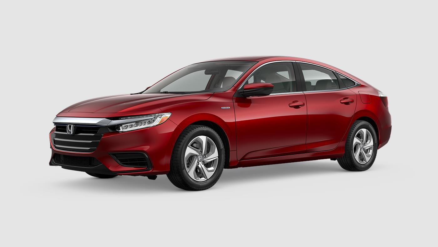 2019 Honda Insight Color Options Exterior And Interior