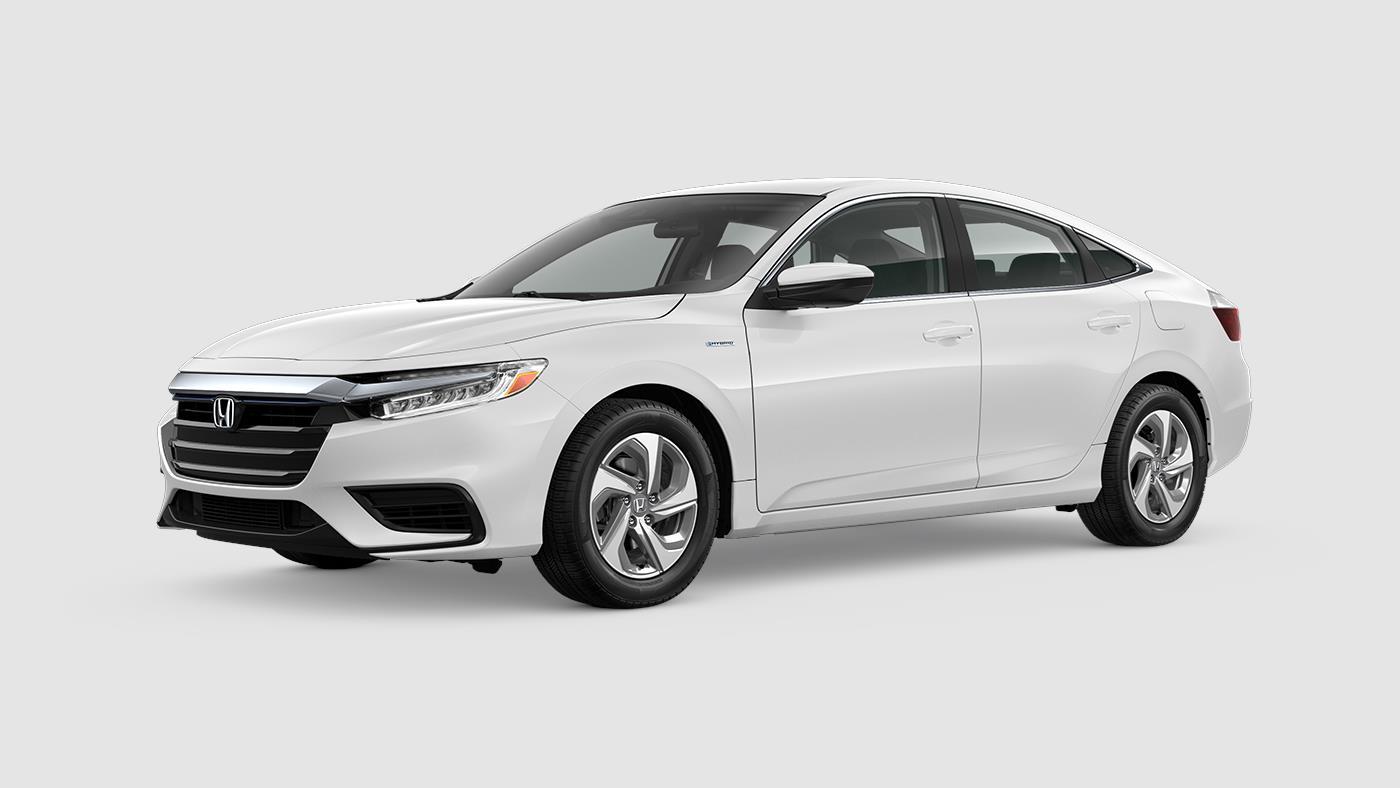 2019 Honda Insight Color Options (Exterior and Interior)