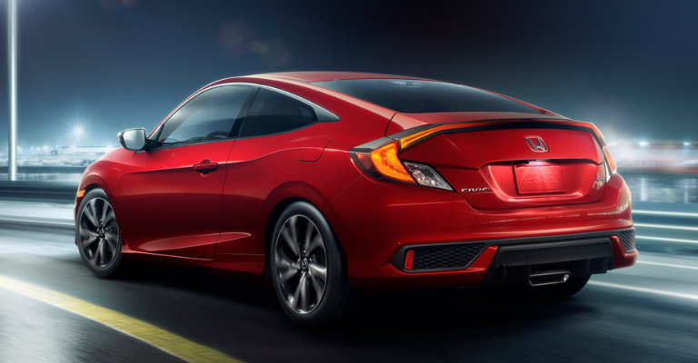 What S New On The 2019 Honda Civic Sedan And Coupe
