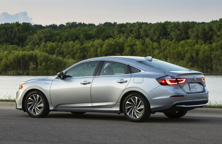 2019 Honda Insight rear view image