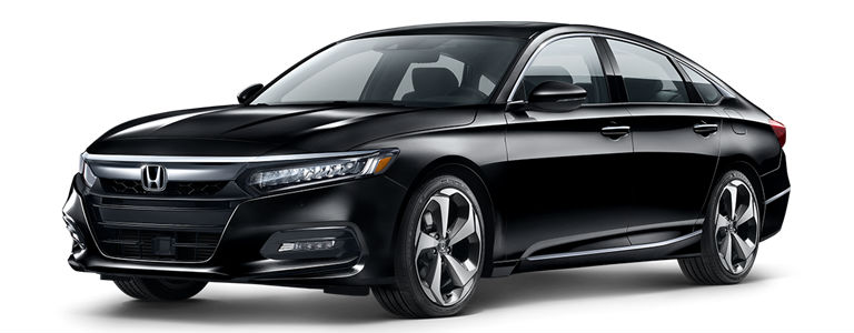 2019 Honda Accord in Crystal Black