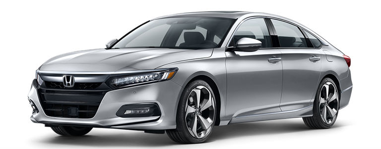 2019 Honda Accord in Lunar Silver