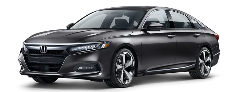 2019 Honda Accord in Modern Steel