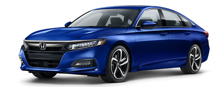 2019 Honda Accord in Still Night Blue