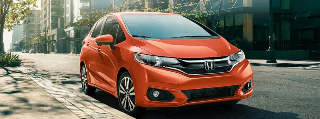 What Interior Technology Does the 2020 Honda Fit Offer?