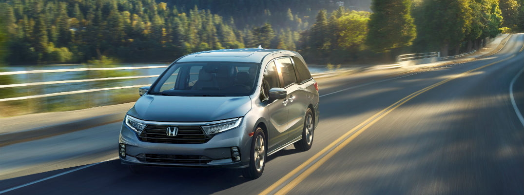 2021 Honda Odyssey Receives Design Update, Interior Upgrades, and More