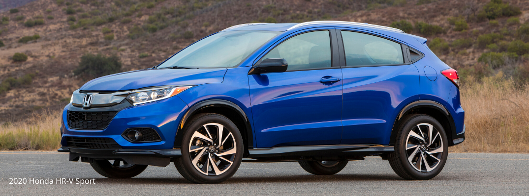 What Kind of Interior Features Does the 2020 Honda HR-V Offer?