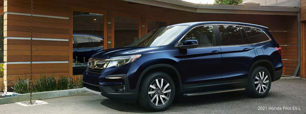 What Features Does the 2021 Honda Pilot Special Edition Have?