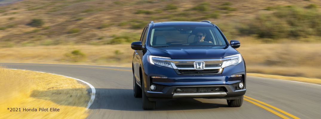 Expressive Paint Palette for 2021 Honda Pilot
