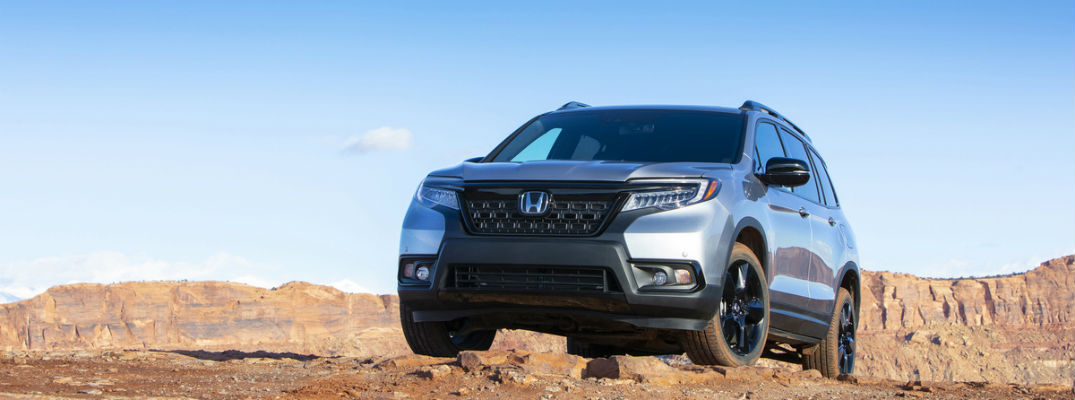 What Technology Systems Come in the 2021 Honda Passport?