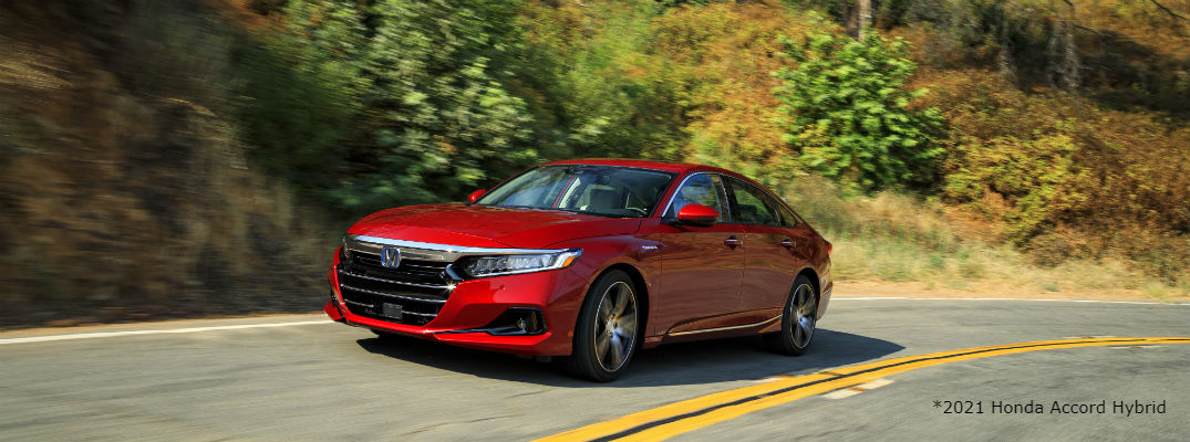 2021 Honda Accord Honda Sensing® Suite Brings Safety Updates