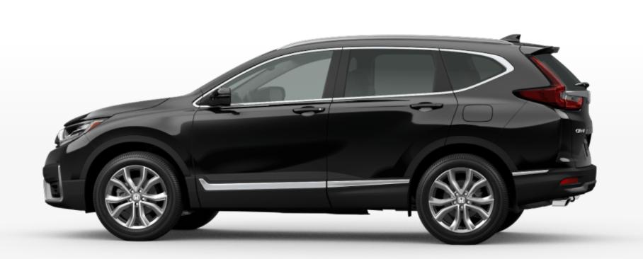 2021 Honda CR-V in Crystal Black Pearl