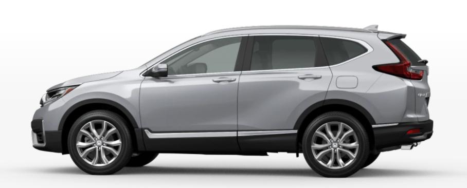 2021 Honda CR-V in Lunar Silver Metallic