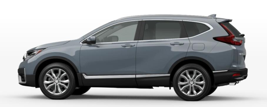 2021 Honda CR-V in Sonic Gray Pearl