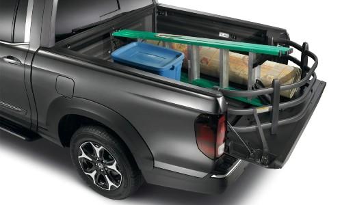 Bed extender in 2017 Honda Ridgeline