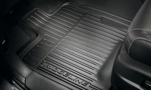 Floor mats in 2017 Honda Ridgeline