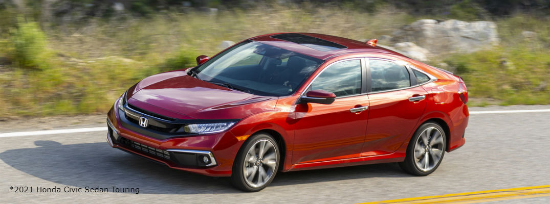 How Many Color Options Are Available for the Honda Civic?