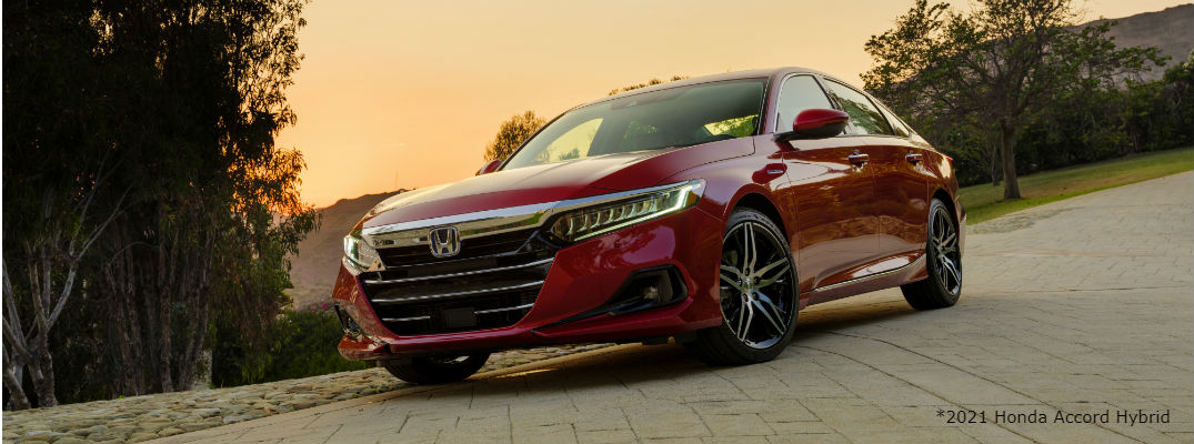 What Colors Does the 2021 Honda Accord Come In?