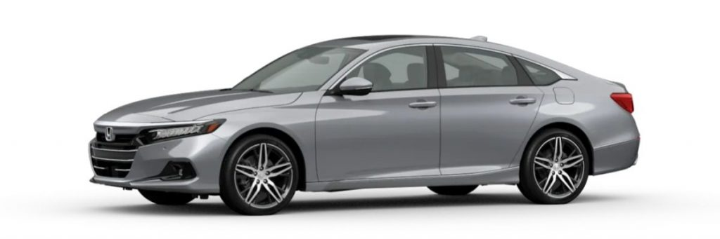 2021 Honda Accord in Lunar Silver Metallic
