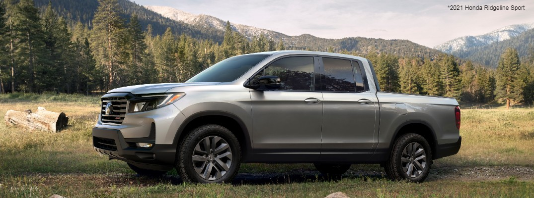 How Many Colors Does the Honda Ridgeline Come In?