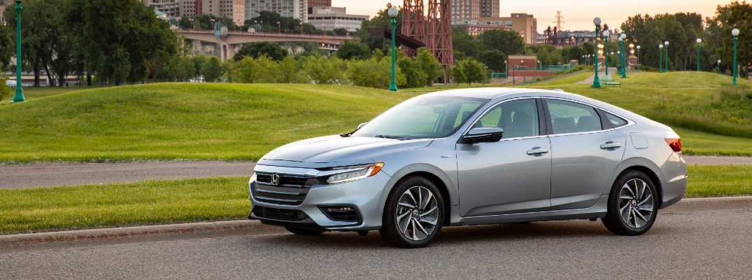 What Colors Does the 2022 Honda Insight Come In?