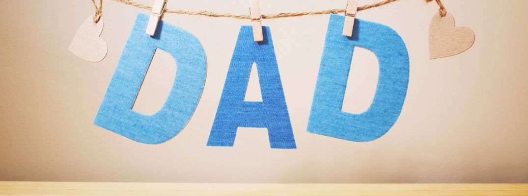 Dad fathers day sign