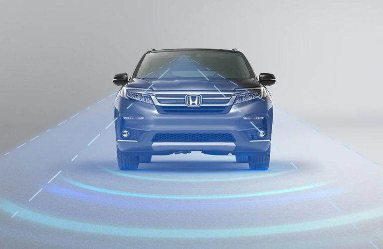 2021 Honda Pilot Safety Features
