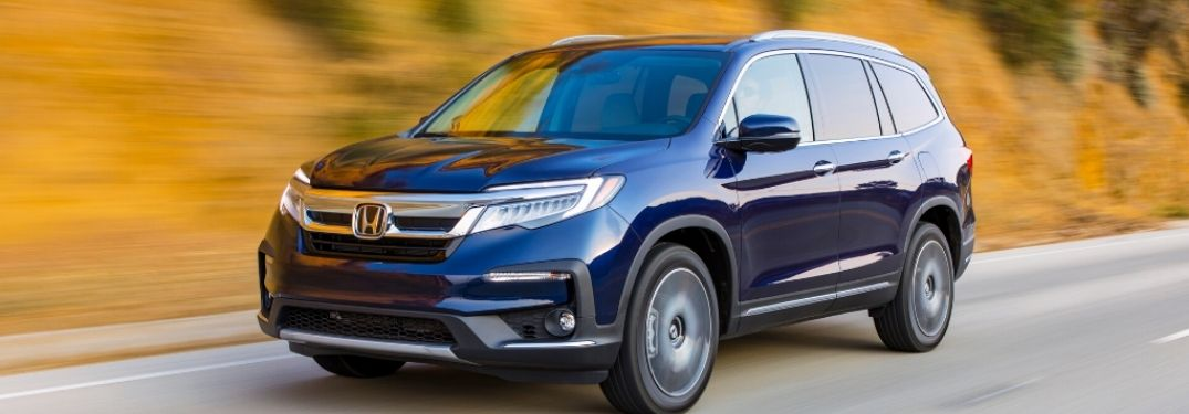 2021 Honda Pilot Safety Features and Driver-Assistive Technology: Key Highlights