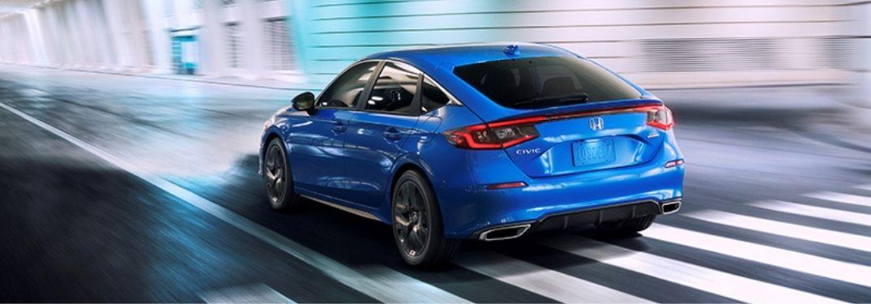 Coming Soon: 2022 Honda Civic Hatchback