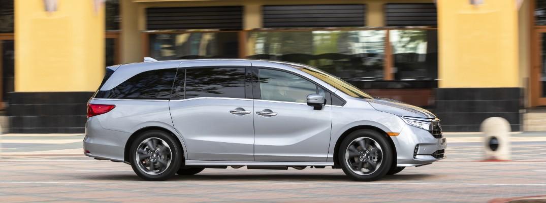 2022 Honda Odyssey Towing Capacity