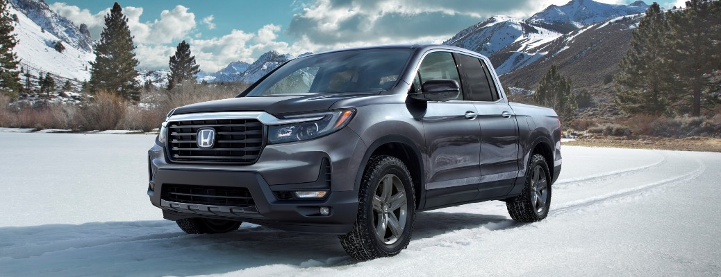 Gear Up for Adventure with the 2021 Honda Ridgeline Performance