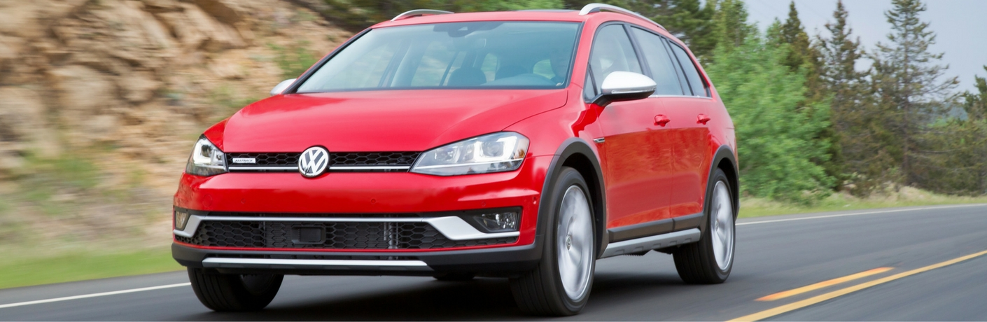 Features and specs of the 2017 Volkswagen Golf Alltrack