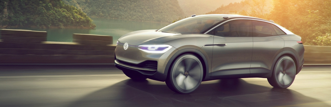 Volkswagen Reveals Plans for High-Tech VW I.D. CROZZ