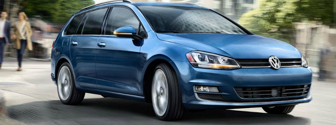 Safety Features of the 2017 Volkswagen Golf Sportwagen Exterior