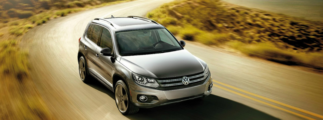 Performance and Design of the 2017 Volkswagen Tiguan Exterior