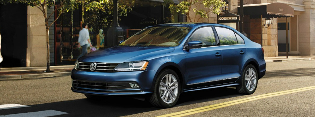 Available Technology on the 2017 Volkswagen Jetta Exterior
